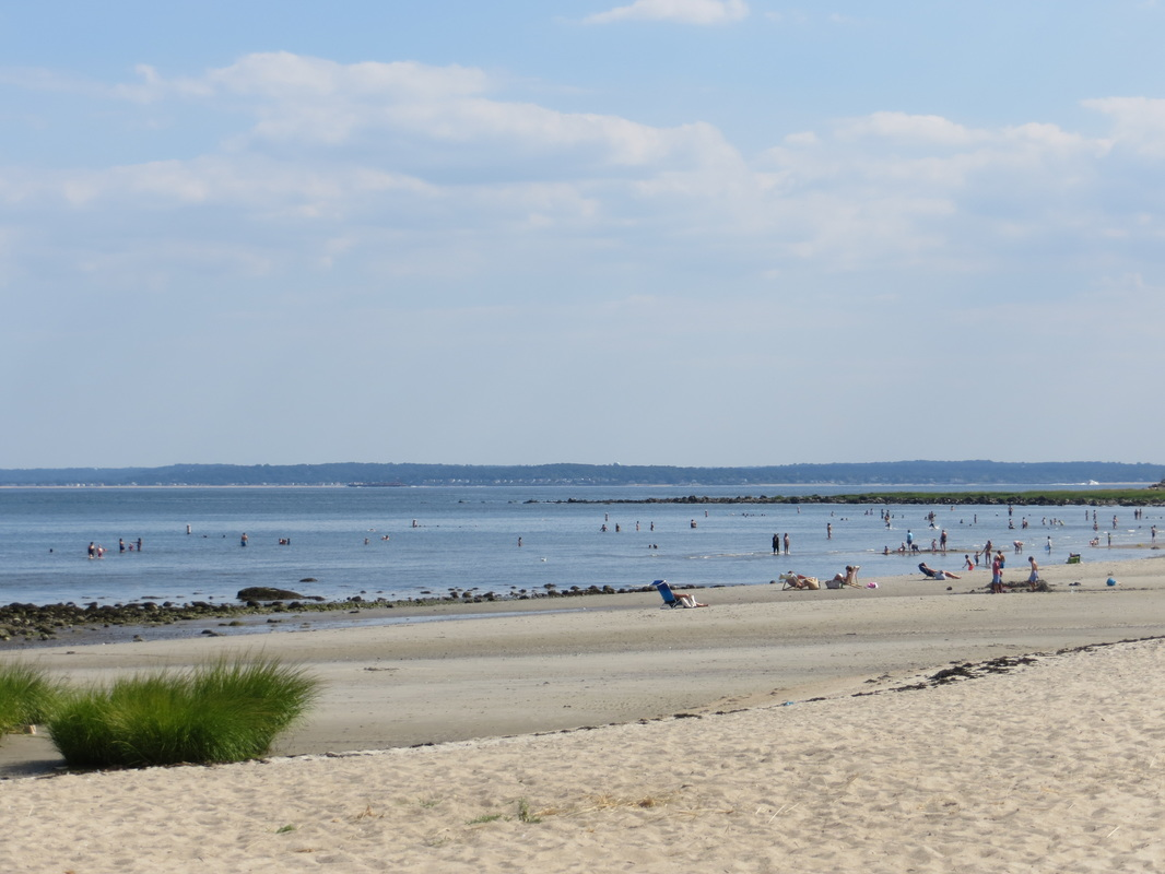 Greenwich Point Beach - FAIRFIELD COUNTY \